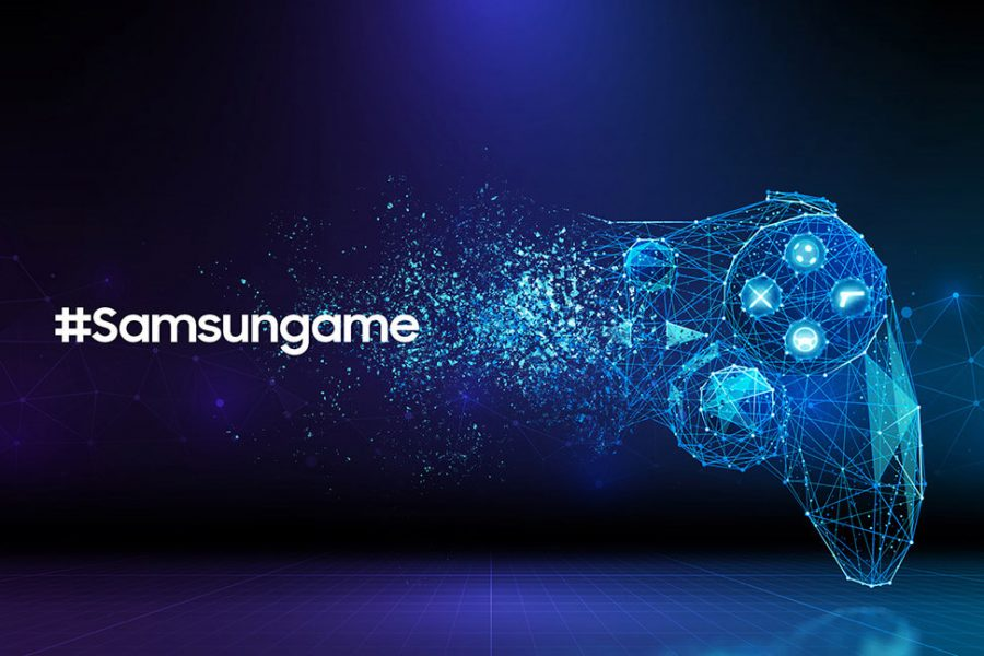 Netbina invites gamers to embark on a new Samsung Gaming adventure