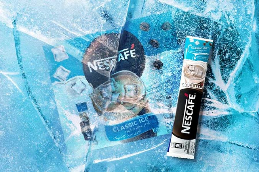 Nescafe Ice enters the Iranian market with full force | Emotional Marketing