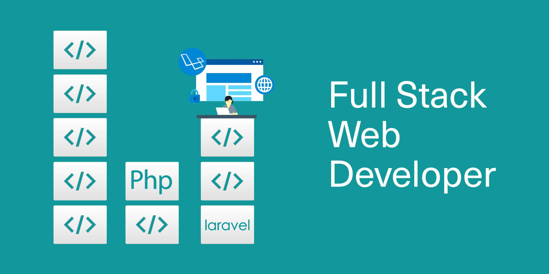Full stack Web Developer (MVC, Laravel, PHP)