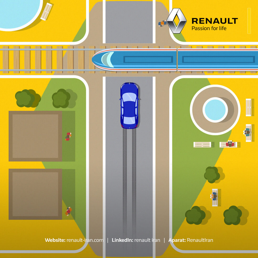 Stay with Renault