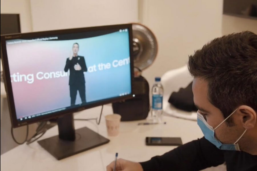 How Netbina is creating an immersive customer experience for Samsung's Iranian audience